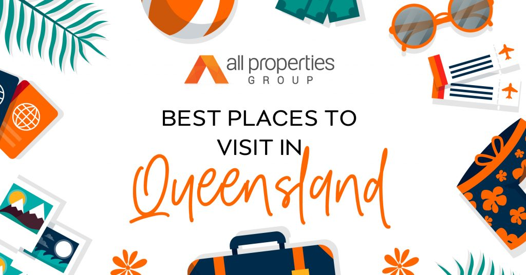 Best places to visit in Queensland